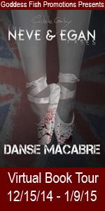 VBT Danse Macabre Tour Book Cover Banner